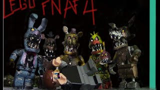 getlinkyoutube.com-LEGO Five Nights At Freddy's 4 Showcase