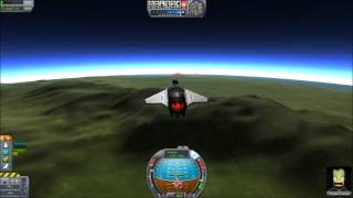 getlinkyoutube.com-The Smallest And Simplest Plane In Kerbal Space Program