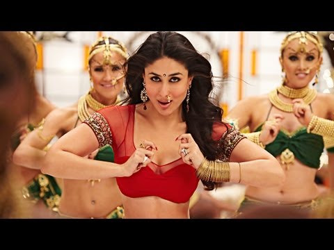 """Chammak chhalo"" (Official video song) 'Ra.One' Shahrukh khan, Kareena Kapoor"