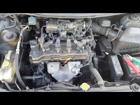 Контрактный двигатель Nissan (Ниссан) 1.8 QG18DE | Где купить? | Тест мотора
