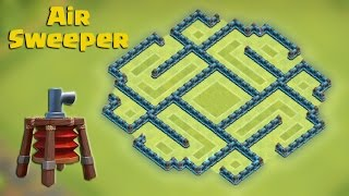 getlinkyoutube.com-Clash of clans - Town hall 7 (TH7) Best Farming base with AIR SWEEPER [The trap] Speed build