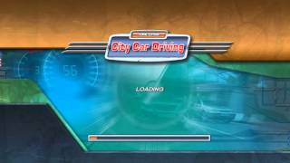getlinkyoutube.com-City Car Driving Logitech G27 Ayarı