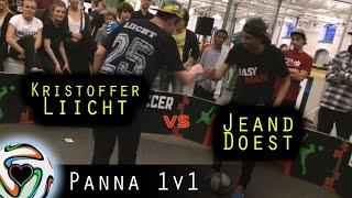 getlinkyoutube.com-Kristoffer Liicht (DEN) v Jeand Doest (NED) Panna Battle | Style Of Play Jam 2015 - Copenhagen