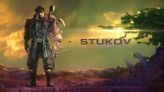 StarCraft 2 - Co-op Commander Preview: Alexei Stukov