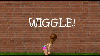 getlinkyoutube.com-Wiggle! - Roblox Music Video