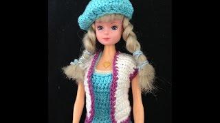getlinkyoutube.com-Croche /Colete de croche - LiiArt