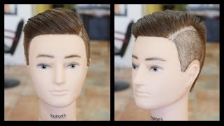 getlinkyoutube.com-Mario Gotze Updated 2015 Haircut - TheSalonGuy