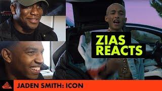 Jaden Smith - ICON | ZIAS! REACTS