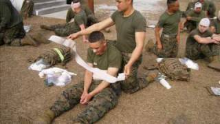 getlinkyoutube.com-FMTB Field Medical Training Battalion for Corpsman