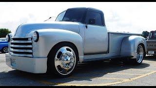 getlinkyoutube.com-1953 Chevrolet Pickup Custom 2016 NSRA Street Rod Nationals
