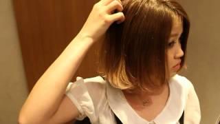 getlinkyoutube.com-自分でできる横波風巻き髪