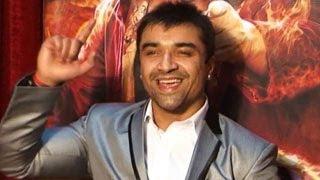 getlinkyoutube.com-Ajaz Khan's SHOCKING COMMENT on Gauhar Khan & Narendra Modi -- Bigg Boss 7 FINALE INTERVIEW