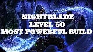 getlinkyoutube.com-[Grim Dawn] Nightblade Level 50 - Most Powerful Build