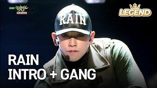 RAIN - INTRO + GANG | 비- 깡 [Music Bank COMEBACK / 2017.12.01]