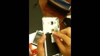 getlinkyoutube.com-Samsung j7 how to put sim and memory card