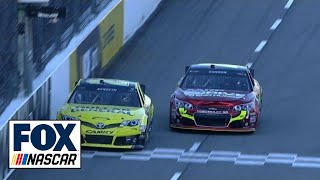 Highlights of Jeff Gordon's win at Martinsville - NASCAR 2013
