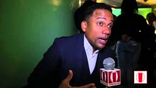 Hill Harper Talks About 1982, The Oscars, and Hip Hop Using Technology (Revolution Awards 2016)
