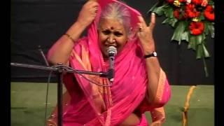 getlinkyoutube.com-Sindhutai Sapkal speaks at Uttung's 15th Varshikotsav - part 2