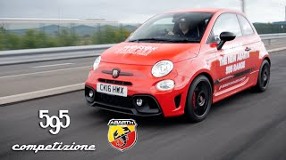 getlinkyoutube.com-New Abarth 595 Competizione Review | 2016 Model