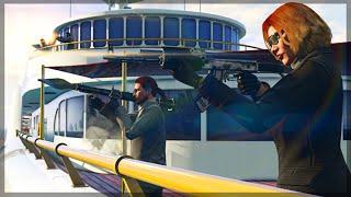 getlinkyoutube.com-GTA 5 DLC UPDATE GAMEPLAY - BODYGUARD TRAINING, VIP MISSIONS & MORE! (GTA 5)