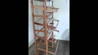 getlinkyoutube.com-viveiro de madeira  para codornas parte 1