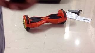getlinkyoutube.com-Mini Segway,two wheel  smart balance electric scooter , mono rover , iohawk , uwheel , review