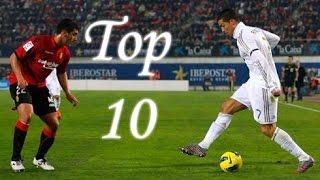 Cristiano Ronaldo || Top 10 Skill moves Ever || HD ||