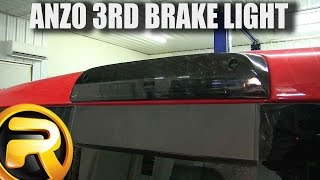 How to Install the Anzo 3rd Brake Light