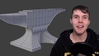 Blender Beginner Modelling Tutorial - Part 1