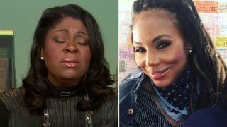 "getlinkyoutube.com-Tamar Braxton Responds to BACKLASH for Comments ""Justifying"" Kim Burrell's Homophobic Rant"