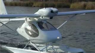 getlinkyoutube.com-Elitar Sigma Light Sport Aircraft LSA