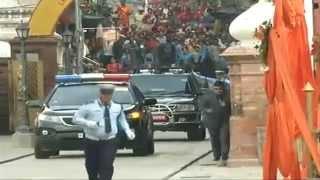 getlinkyoutube.com-PM arrives at Pashupatinath Temple in Kathmandu, Nepal