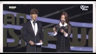 getlinkyoutube.com-[MAMA 2015]BEST COLLABORATION & UNIT - ZION.T&RUSH--Mnet Asian Music Awards 2015 -亞洲音樂大獎就在MTV