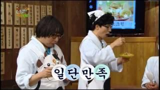 "getlinkyoutube.com-[HIT] 해피투게더 야간매점 - 황정민 ""대충국수"" 20130404"