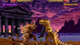 getlinkyoutube.com-Fighting VGM 04 - Armadon's Theme (Primal Rage)