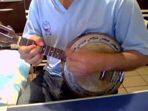 Ronaldo - Video Aula Gospel (Cavaco/Banjo) - Com Muito Louvor - Waguinho