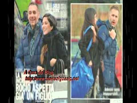 Raoul Bova aspetta un figlio  da Rocio Munoz Morales