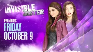 getlinkyoutube.com-Trailer #1 | Invisible Sister | Disney Channel