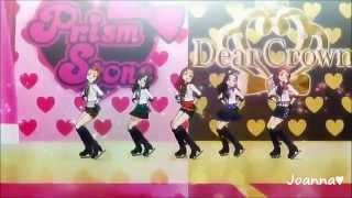 getlinkyoutube.com-Pretty Rhythm Dear My Future   Puretty   Cheki☆Love (episode 13)
