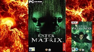 Enter The Matrix REVIEW...and Path of Neo.