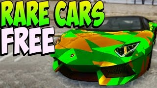 getlinkyoutube.com-GTA 5 Online - RARE CARS FREE Location 1.20/1.22 - Secret Rare Vehicles (GTA 5 Cars Guide)