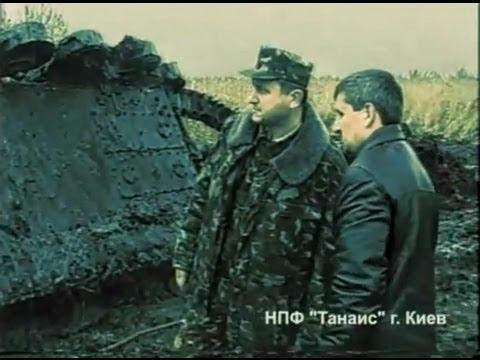 Найден танк Sherman М4А2
