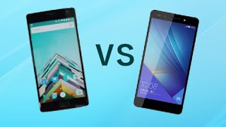 getlinkyoutube.com-OnePlus 2 vs Huawei Honor 7 - Quick Look