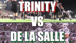 getlinkyoutube.com-Trinity  (TX) vs De La Salle (CA) UTR Highlight Mi