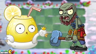 getlinkyoutube.com-Plants Vs Zombies 2: Limited Time Endless Waves Challenge! ( China Version)