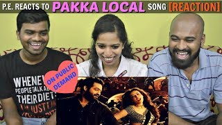 Pakka Local Full Video Song Reaction in Marathi | Janatha Garage | Jr. NTR, Kajal,Samantha, Mohanlal