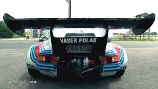 getlinkyoutube.com-Porsche 2.1 RSR Turbo : premier roulage