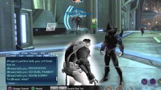 getlinkyoutube.com-DCUO | Guy calls ORBIT a noob and dies moments later