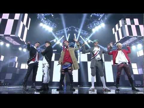 BIGBANG_0422_SBS Inkigayo_FANTASTIC BABY
