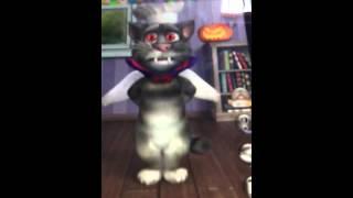 getlinkyoutube.com-Tom o gato falante cantando anitta -zen